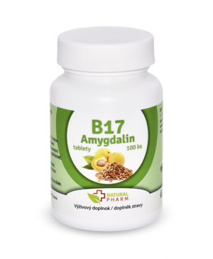 Amygdalin (vitamín B17) 100 tabliet