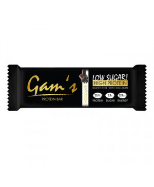 GAM´S Protein bar - chocolate