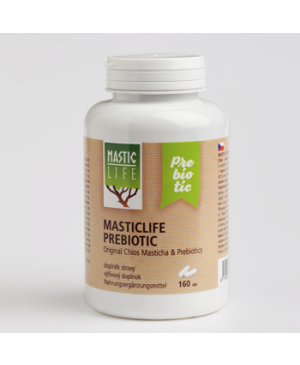 Mastichové kapsuly MasticLife prebiotic