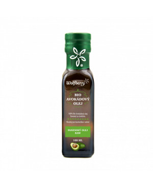 Avokádový olej Wolfberry BIO