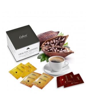Labes Zdravá káva - Multipack (15 sáčků x 3g)