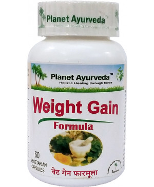 Weight gain formula planet ayurveda