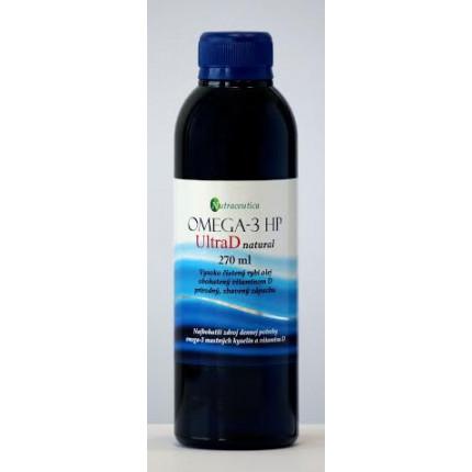rybí olej omega-3 hp s vitamínom d