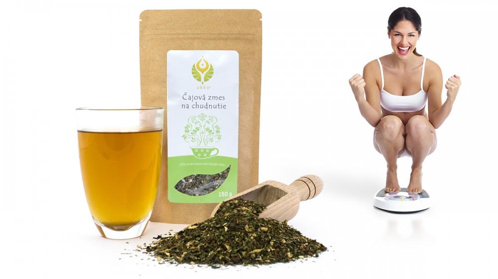 UKKO - Čaj na chudnutie