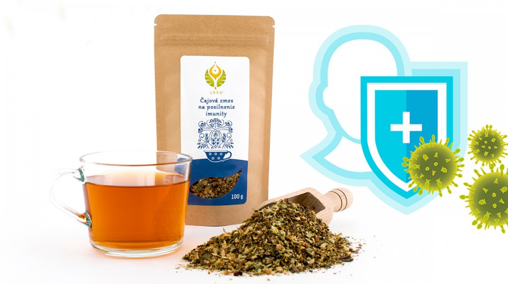 UKKO - Čaj na posilnenie imunity