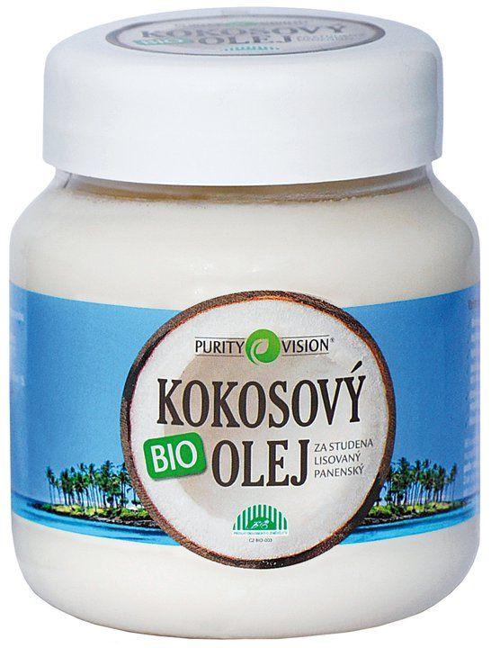 Purity Vision BIO Kokosový olej 700 ml