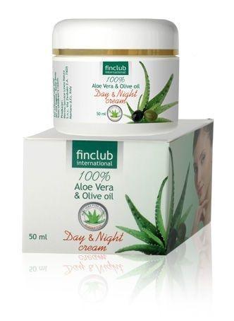 Finclub Aloe Vera - denný a nočný krém
