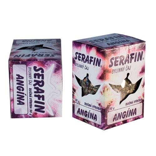 Angína - sypaný čaj 50g
