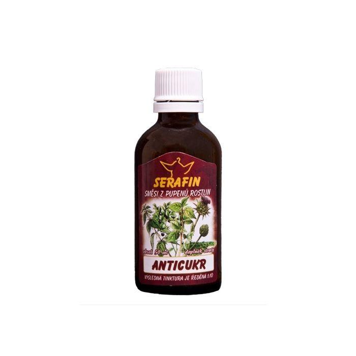 Anticukor - extrakt z pupenů 50 ml