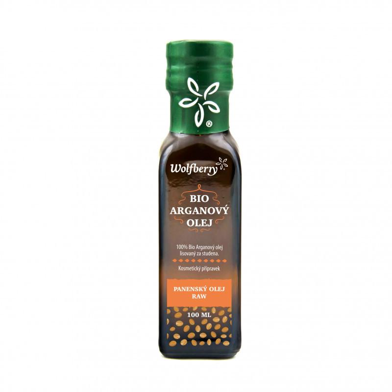Arganový pleťový olej Wolfberry BIO