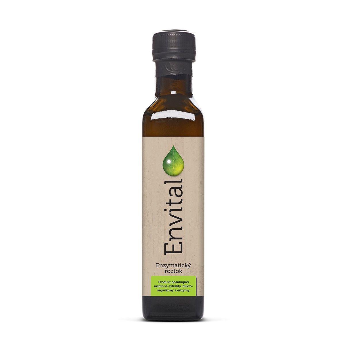 Envital enzymatický roztok 250 ml