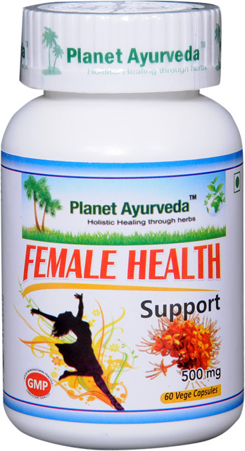female health support planet ayurveda kapsule