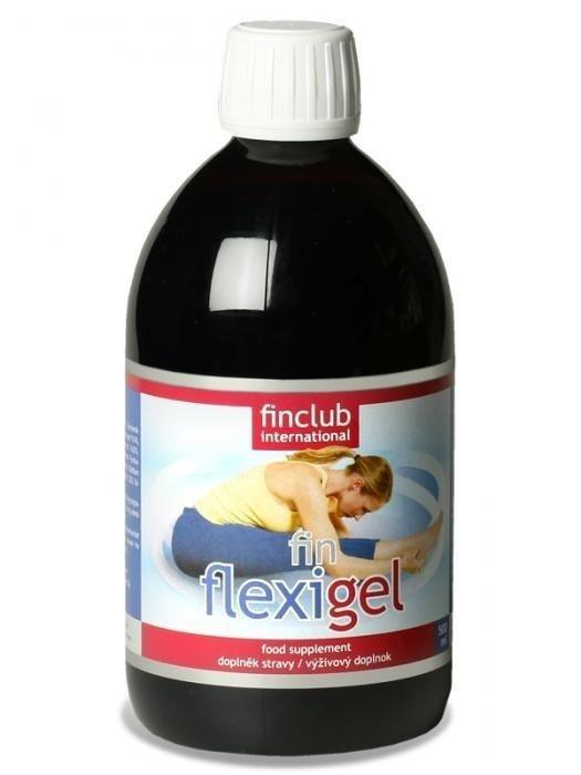 Finclub fin Flexigel