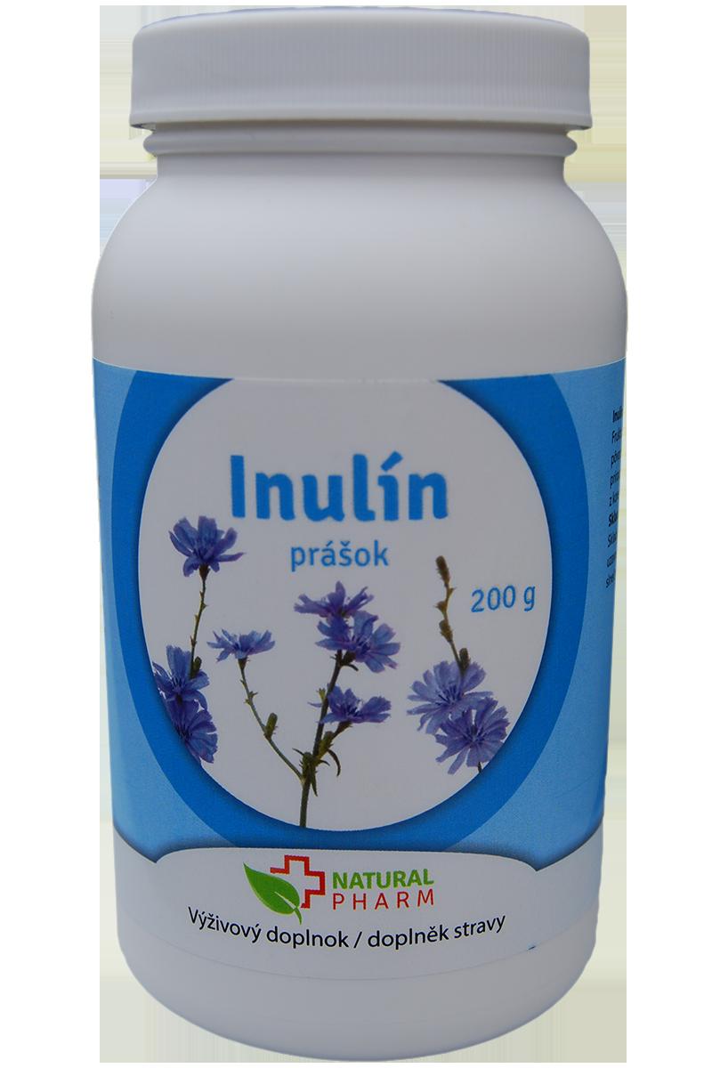 inulín prášok 200g