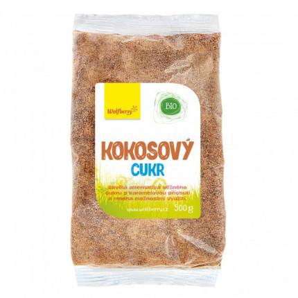 Kokosový cukor wolfberry bio
