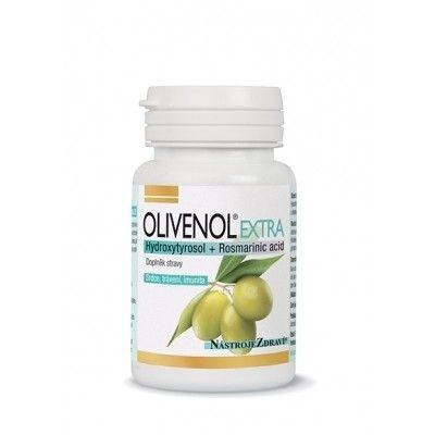 Blue Step OLIVENÖL® Extra (s extraktem z rozmarýnu) 60 kapslí