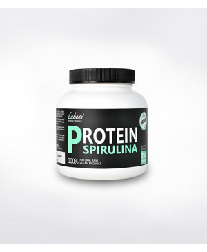 protein spirulina labesi