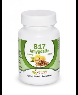 Amygdalin (vitamín B17) 100 tabliet