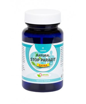 Natural STOP PARAZIT EXTRA 50 tabliet