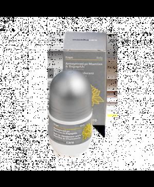 Roll-on Deodorant s masticha, heřmánkem a šalvějí 50 ml