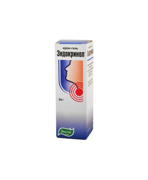endokrinol krém na štítnu žľazu 50 ml