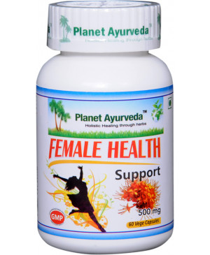 female health support planet ayurveda kapsule
