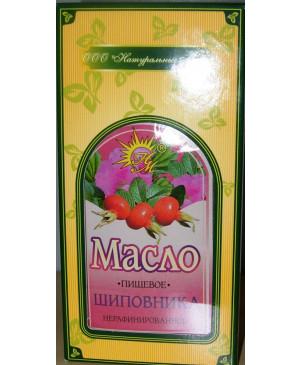 šípkový olej 250 ml zabalený
