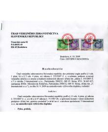 Pylox certifikát