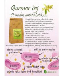Gurmar čaj účinky