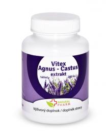 Vitex agnus castus (drmek obyčejný) 200 tablet