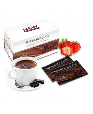 Labesi Reishi čokoláda 400g (20 sáčků x 20g)