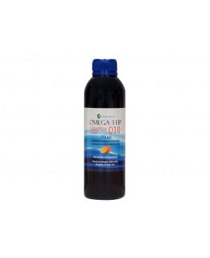 Nutraceutica Rybí olej Omega-3 HP s koenzymem Q10 orange 270 ml