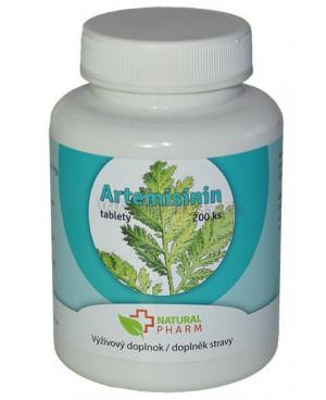 Natural Pharm Artemisinin (Pelyněk roční) 100 a 200 tablet