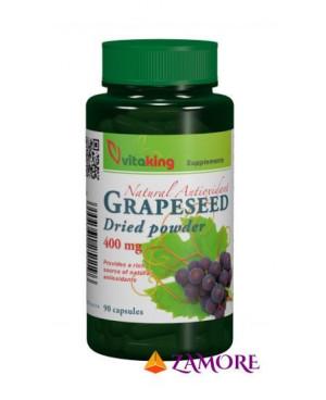 Vitaking Hroznové jadérka extrakt 400 mg 90 kapslí