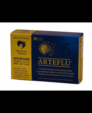 Arteflu Artemisinin 30 kapslí