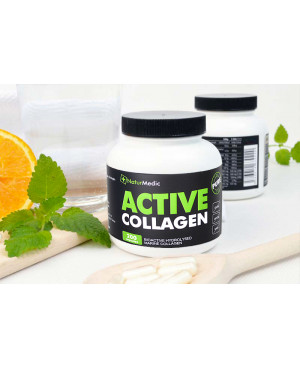 NaturMedic Active Collagen 200 kapslí x 250 mg