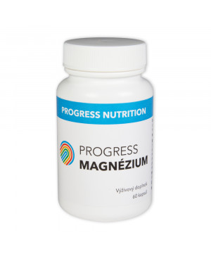 Progress Nutrition - Progress Magnézium 60 kapslí