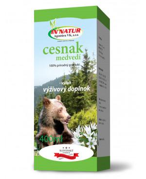 In Natur Medvědí česnek výluh 400 ml