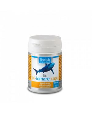 Finclub Bi-iomare caps (olej ze žraločích jater) 100 tobolek