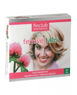 Finclub fin Femiveltabs 60 tablet