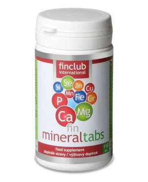 fin Mineraltabs 110 tablet