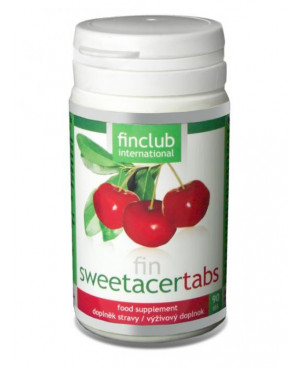 Finclub fin Sweetacertabs 90 tablet