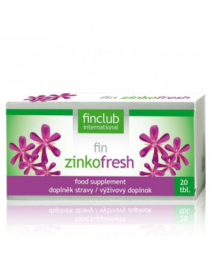 fin Zinkofresh 20 tablet