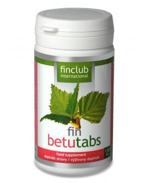 Finclub fin Betutabs 110 tablet