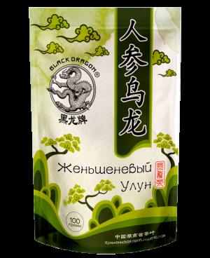 DRAGON zelený čaj se ženšenem OOLONG 100g