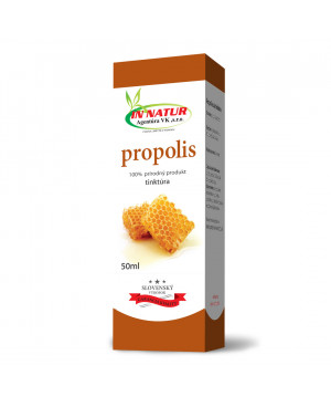 In Natur Včelí propolis tinktura 50 ml
