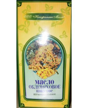Rakytníkový olej 250 ml