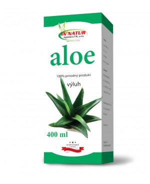 In Natur Aloe vera výluh 400 ml