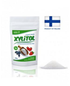 NaturPort Xylitol (březový cukr) 400g